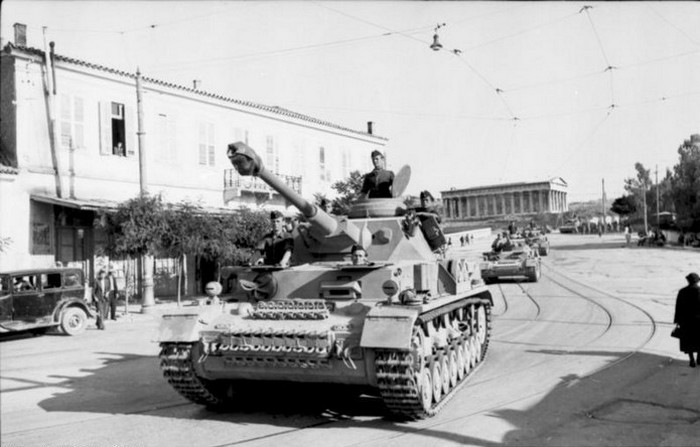 Τι γινόταν στην  Ελλάδα  επι ναζιστικής κατοχής???