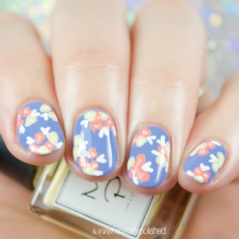 Wondrously Polished Modish Polish Swatches Review Nail Art