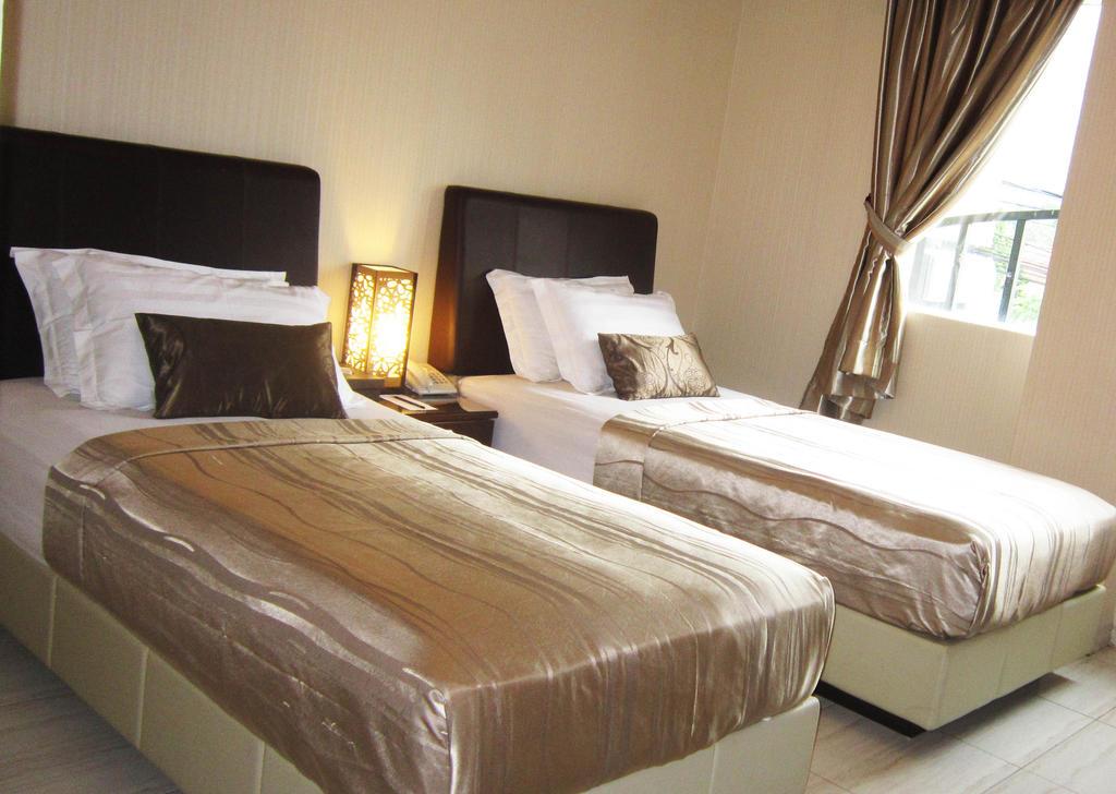 Hotel C3 yang bersih, nyaman, sejuk, dan terjangkau di Ungaran