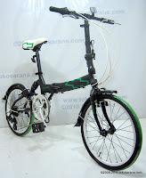 3 Sepeda Lipat CHEVROLET Suspension 20 Inci