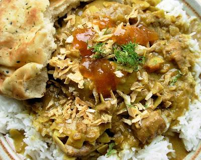 Gurkha Chicken Cardamom Curry (Kukhra Alainchi Sanga)