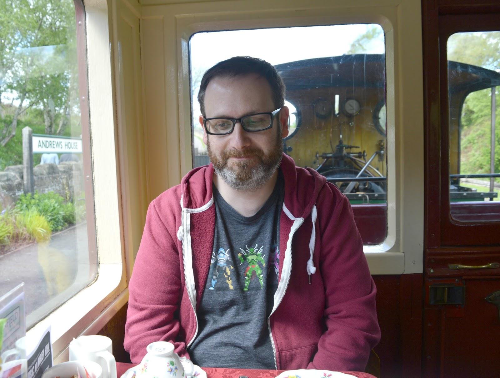 Afternoon Tea Steam Train - Gateshead