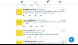 Npowerng call volunteers