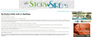 The Story Siren is a Plagiarist, Not a Victim