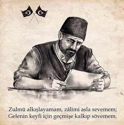 bayrak, türk bayrağı, mehmet akif ersoy, kalem, kara kalem,