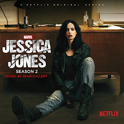 Jessica Jones Season 2 Soundtrack Sean Callery