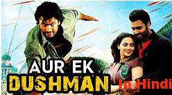 Aur Ek Dushman (2016) Hindi Dubbed DVDRip 700MB