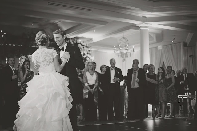 Naples Florida luxury wedding first dance