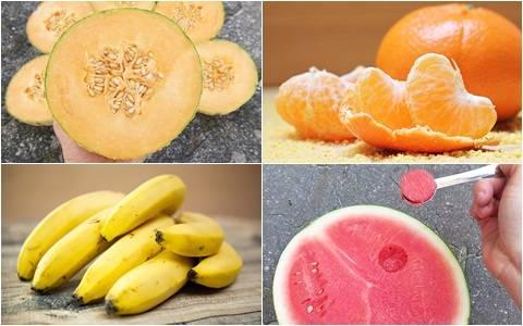 Jenis buah penurun panas demam