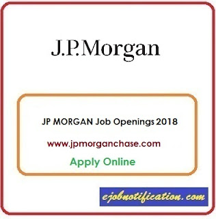 JP MORGAN Hiring Freshers Java Developer Jobs in Bangalore Apply Online