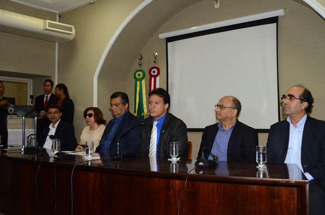 Pela primeira vez Governo do Estado firma parceria com Escola de Cegos do Maranhão