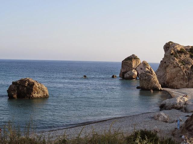 Cyprus Road Trip: Aphrodite's Beach