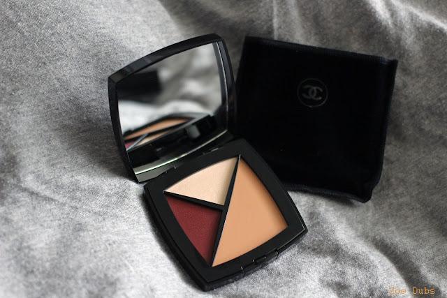 chanel makeup compact palette