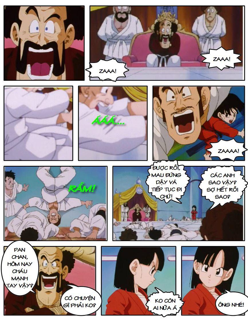 Dragon Ball GT chap 4 - Trang 22