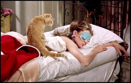 Audrey Hepburn en Desayuno con diamantes (Blake Edwards, 1961)