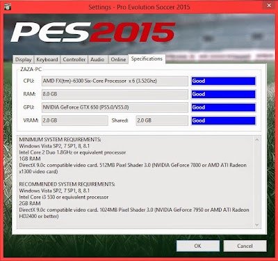 Download Pro Evolution Soccer ( PES ) 2015 Reloaded