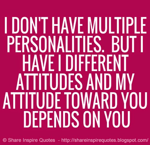 love attitude quotes - photo #15