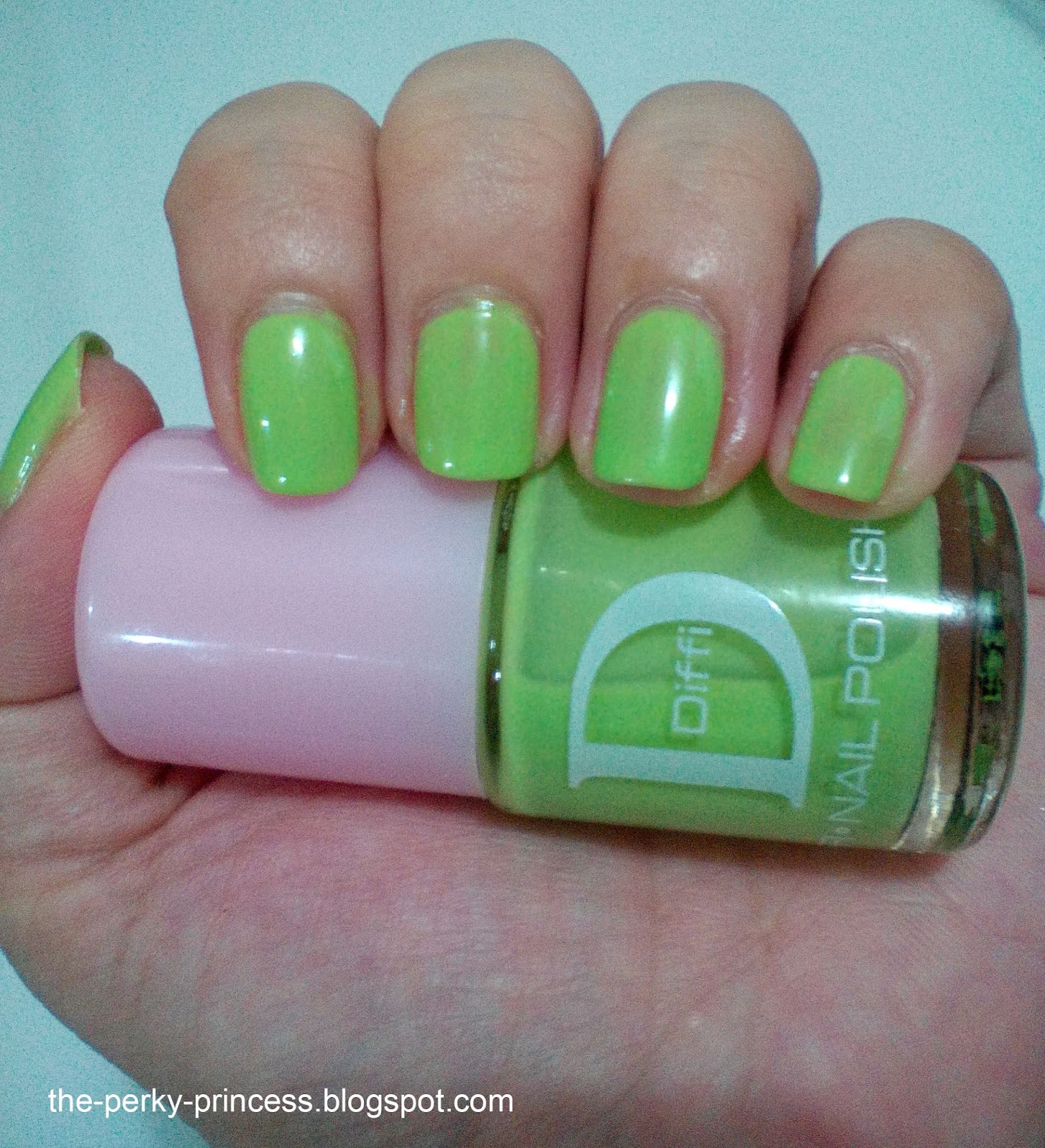 The Perky Princess: MANI PEDI MONDAY: DIFFI NAIL POLISH SUPER SHINE ...