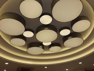 Modern asma tavan modelleri