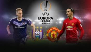 Assistir Anderlecht x Manchester United ao vivo grátis em HD 13/04/2017