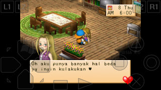 Free Download Game Harvest Moon Back To Nature Versi Indonesia for Android Terbaru 2016