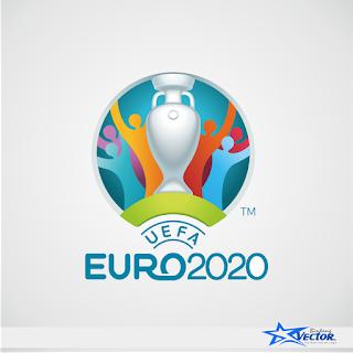 UEFA Euro 2020 Logo Vector cdr Download
