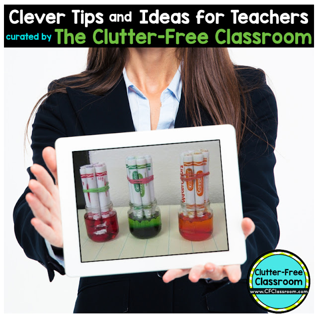 Teachers know students go through a lot of markers in the classroom. This blog post shows you how to save dried up markers.