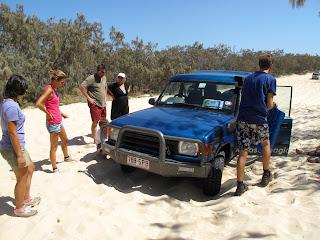 Enlisement Fraser Island