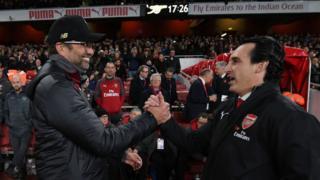 Labaran wasanni::::: 'Liverpool za ta lashe Premier ba a doke ta ba'