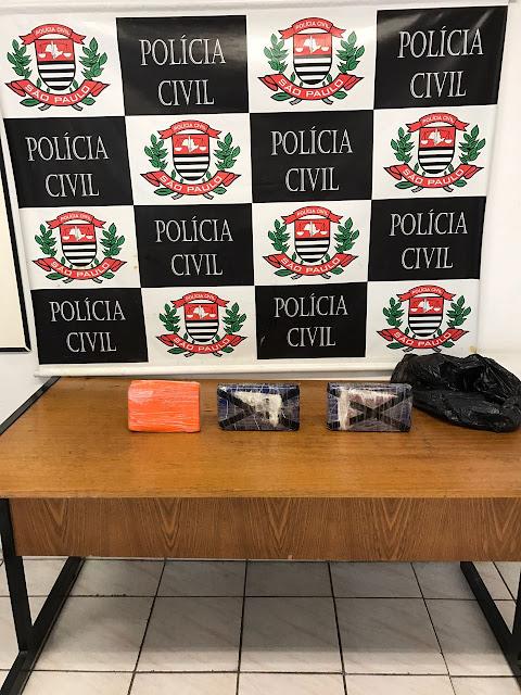 Polícia Civil desarticula várias organizações criminosas que atuavam na Baixada Santista
