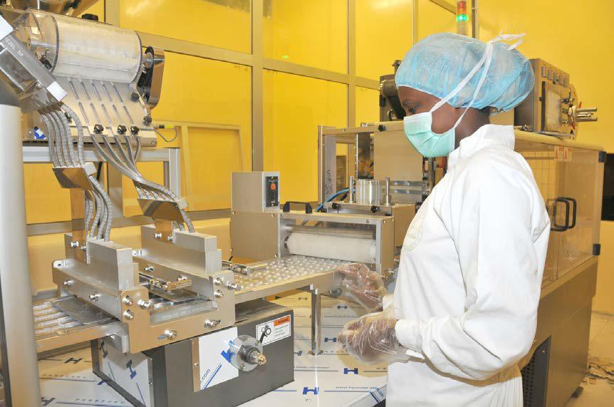 <Deep assessment on Eritrea&rsquo;s stature in cementing pharmaceutical sector of Africa