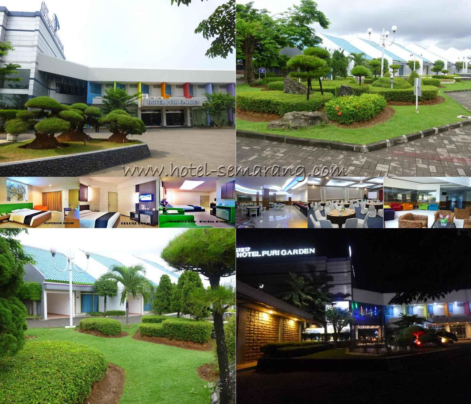 Fasilitas New Hotel Puri Garden Menawarkan Bagi Tamu Berbagai Macam Untuk Memberikan Pengalaman Menginap Yang Berbda Di Kota Semarang
