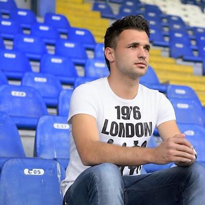 Putus Kontrak Dengan Semen Padang FC, Muamer Svraka Berlabuh Di Klub Ini