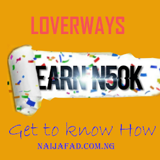 LOVERWAYS Review & how to register