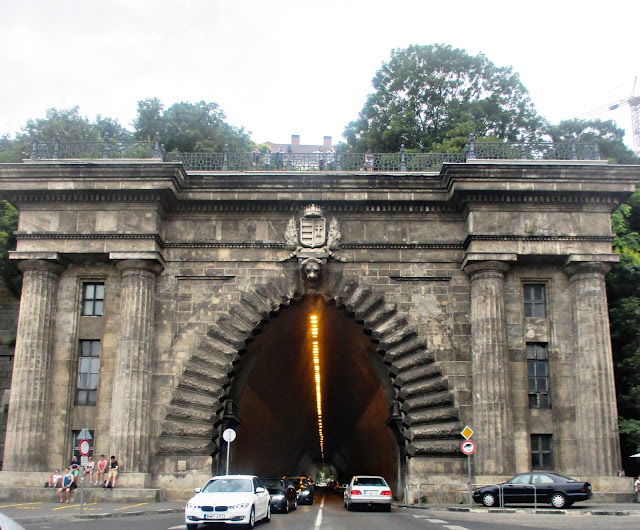 Buda Castle Tunnel