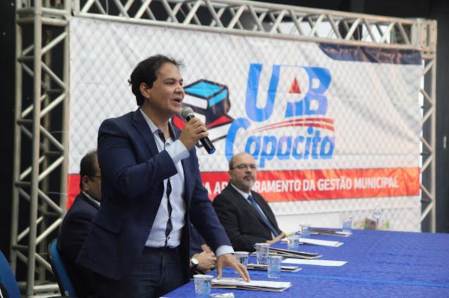 UPB promove encontro de capacitação em Barreiras para técnicos dos municípios nesta quinta e sexta-feira