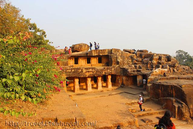 Udayagiri Jain Caves - Odisha