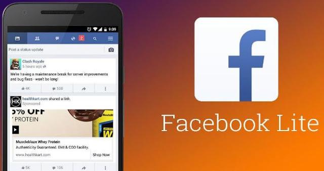 Download Aplikasi FB Lite Terbaru Untuk Nokia