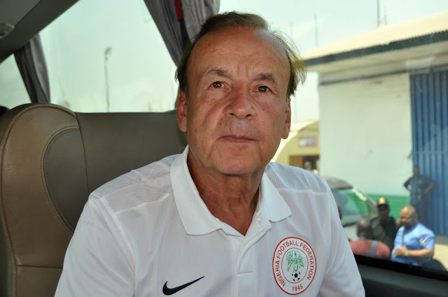 Super Eagles coach, Gernot Rohr, has confirmed that German-born Fortuna Dusseldorf ‎goalkeeper will be available to him ahead of the World Cup.