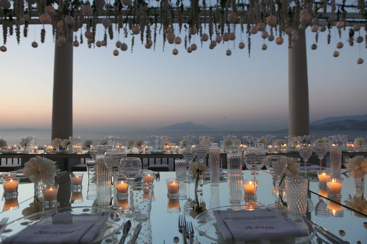 Luxury Wedding In Capri Italy