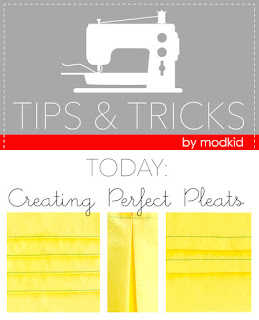Creating Perfect Pleats
