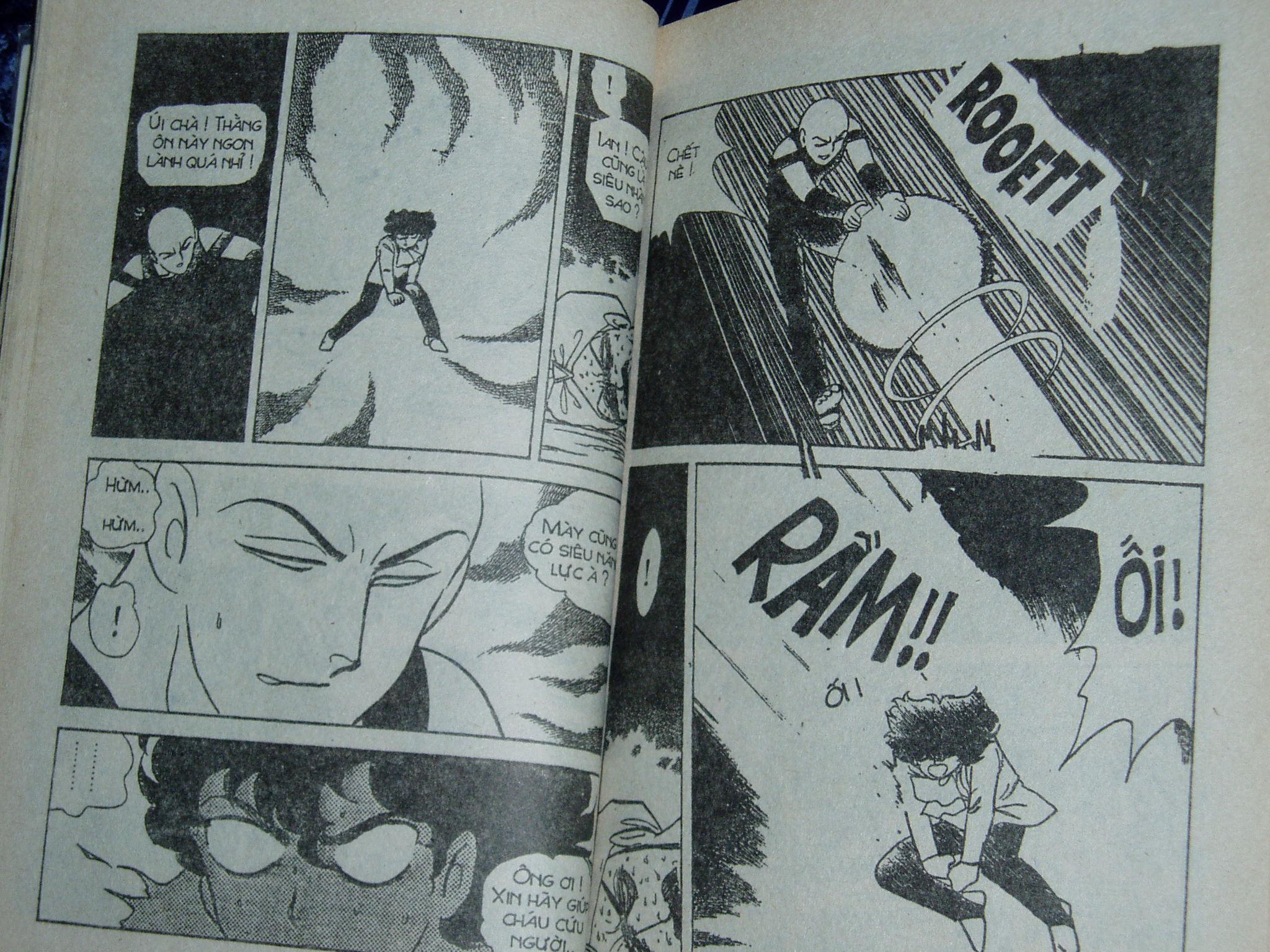 Siêu nhân Locke vol 14 trang 31
