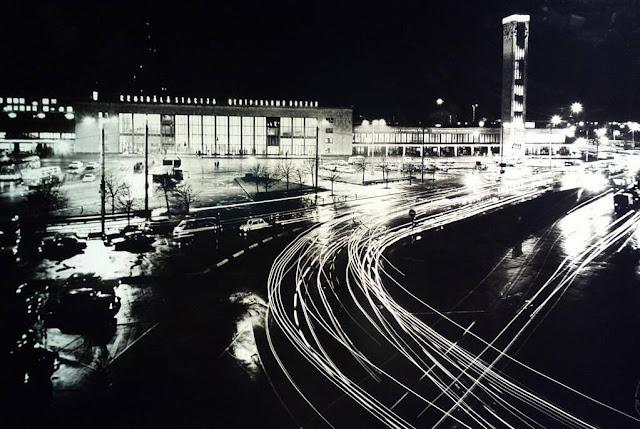 Начало 1980-х годов. Rīgas Centrālā dzelzceļa stacija