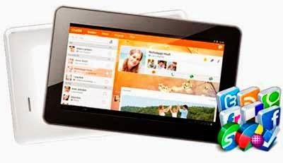 Info harga dan spesifikasi tablet Advan E3A