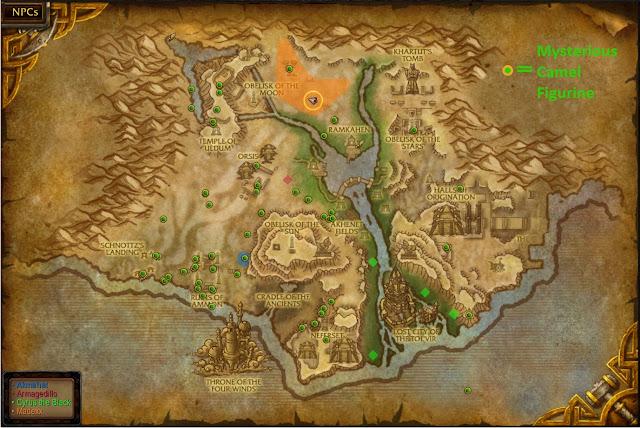 Best way: Best wow map addon