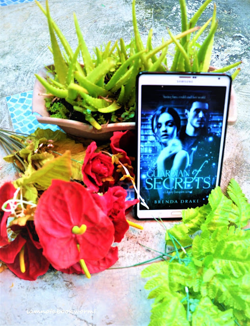 Guardian of Secrets (Library Jumpers #2) by Brenda Drake   A Book Review iamnotabokworm