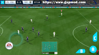 Download DLS 18 Mod FIFA 19 by Sefa Korkut Apk Data Obb Free for Android
