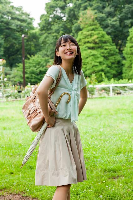 吉岡里帆 Riho Yoshioka Weekly Georgia No 78 Extra Pics 12
