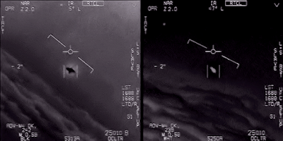 U.S. Navy Confirms Videos Depict 'Unidentified Aerial Phenomena'; Not Cleared For Public Release