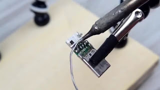 membuat sendiri konverter micro usb to usb type c